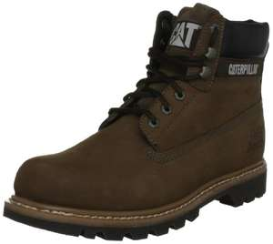 Caterpillar Colorado, Men's Boots size 6 brown for Amazon £37.99