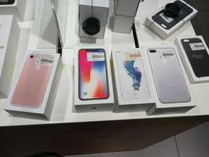 Used iPhone X for £670 @ John Lewis clearance