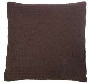 Basic Cushion - Chocolate £3.49 @ Argos C&C