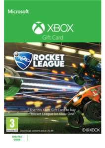Rocket league Xbox one inc all game of the year content from dlc £7.99 @ CDKeys
