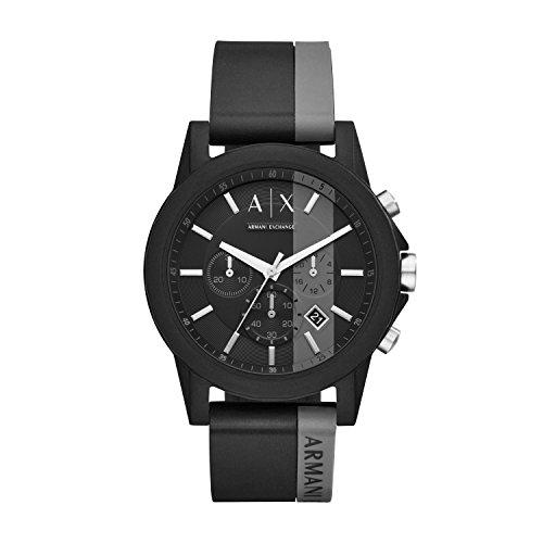 Armani Exchange Men's AX1331 Two Tone Chronograph Watch £71.99 @ Amazon