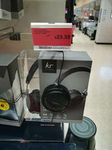 Kitsound Harlem bluetooth headphones (IN-STORE) SAINSBURY'S £23