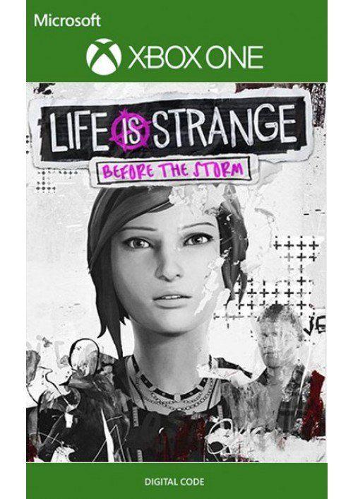 XBOX ONE LIFE IS STRANGE BEFORE THE STORM £7.99 @ CDKeys
