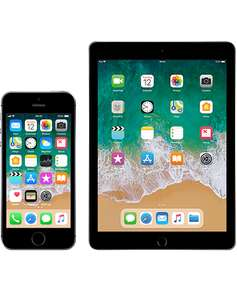 Apple iPhone SE and iPad **FROM £25 per month** on a 3 year contract @ Virgin Media