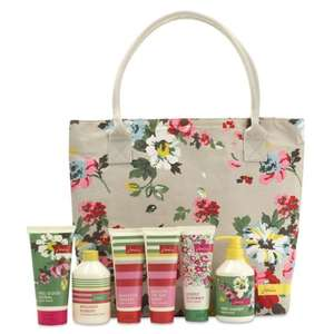 Joules Ready For The Weekend Bag (inc 6 products) was £42 now £20.25 C+C @ Boots