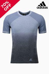 Men adidas Run Prime Knit T-Shirt £15 + £3.99 delivery NEXT