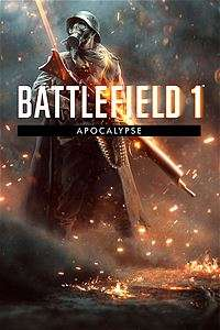 Battlefield 1 Apocalypse DLC (Xbox One - Free for Gold subscribers) (on PC in Origin Store) (on PSN)