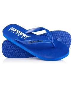 TWO Pairs of Superdry Flip Flops (Mens & Womens  - 25 Styles) from £12.76 delivered @ Superdry eBay