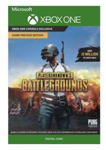 PlayerUnknown's Battlegrounds (PUBG) Xbox One + Assassins Creed Unity £8.92 / £9.39 @ CdKeys