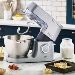 Kenwood KVC5100S Chef Elite Stand Mixer, Silver only £150 delivered with code @ John Lewis (5 year guarantee included)