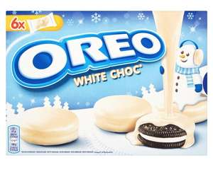 White chocolate covered Oreos 246g £1.50 @ morrisons