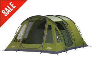 Vango Catalina 500 se 5 person tent £179 at Go outdoors - free c& c