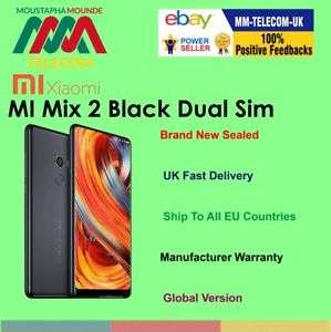 Xiaomi mi mix 2 - Black - 64GB - Unlocked £278.99 @ MM telecom / Ebay