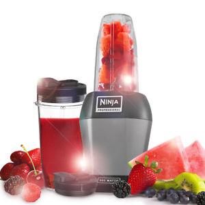 Nutri Ninja 900W Blender & Smoothie Maker – BL450UKSG £39.99 @  ninja-kitchen  Ebay Official Store