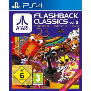 Atari Flashback Classics Volume 3 (PS4/Xbox One) £15.85 (Preorder) Delivered @ Base