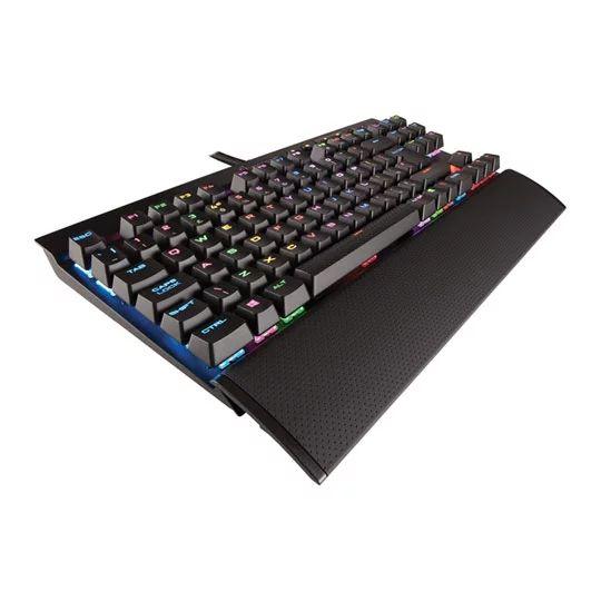 Corsair K65 Rapidfire RGB Cherry MX Red Compact Mechanical Gaming Keyboard - Refurbished £61.99 @ Scan