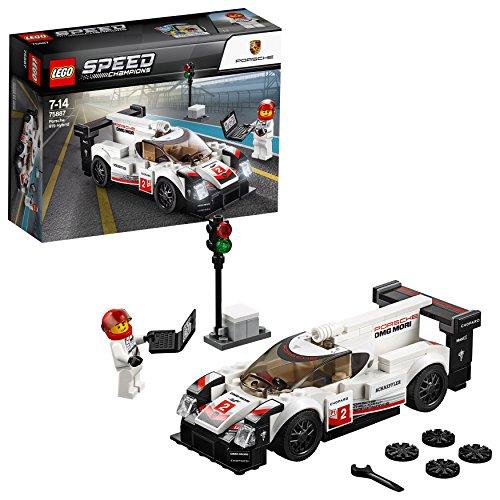 Lego 75887 Porsche 919 Hybrid - £7.98 prime / £12.47 non prime  Amazon