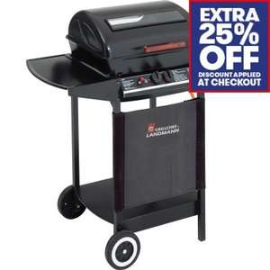Landmann Grill Chef 2 Burner Gas BBQ now £53.99 inc Delivery with code @ JTF