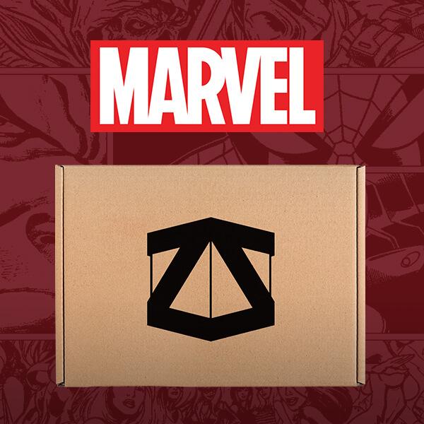 Marvel ZBOX £15.98 delivered @ Zavvi