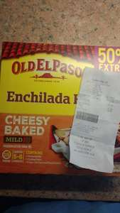 Cheap Enchilada Kit £1 @ Poundstretcher Bolton