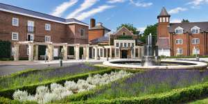 Warwickshire break (4* The Belfry) inc. spa experience (worth £49 per person) & Full English breakfast, for two only £99 per couple @ TravelZoo