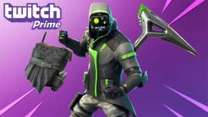 Free Twitch Prime pack 3 Coming to Fortnite Battle Royale
