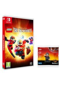 LEGO The Incredibles - including EDNA Lego Minifigure (Nintendo Switch/PS4/Xbox One) £29.85 Delivered @ Base