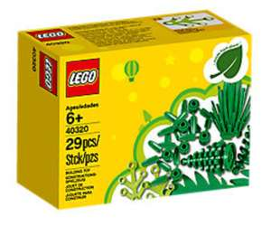 Lego 40320 Plants from Plants - Free with a spend of £35 or more @ Lego