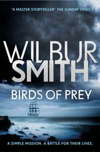 10 Wilbur Smith Books for 99p each on Amazon's Daily Kindle Deals!
