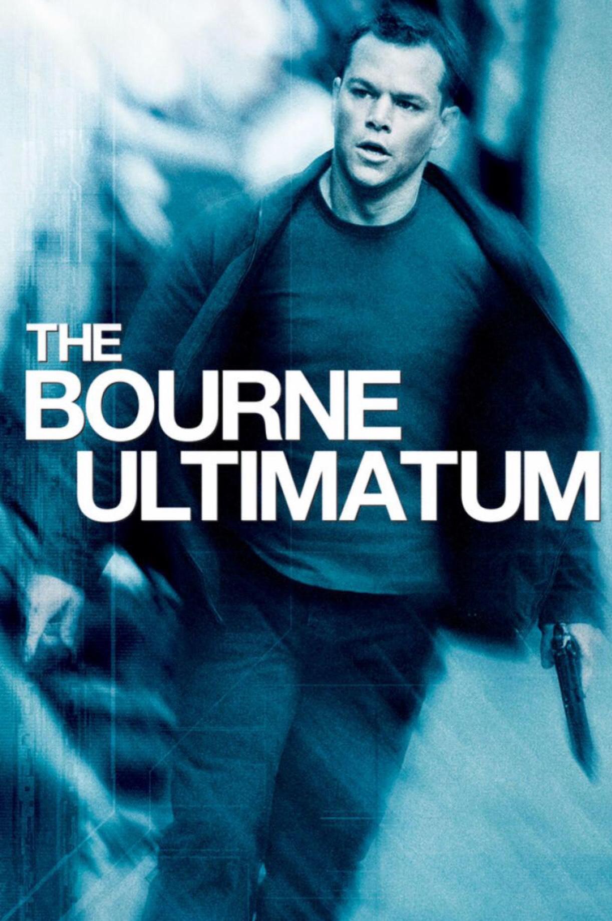 The Bourne Ultimatum iTunes 4K - £3.99