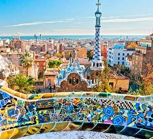 3 nights in Barcelona for just £112 each (£225 total) including flights and hotel @ booking.com
