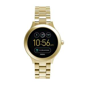 Smartwatch Fossil Q Venture Unisex Gen 3, Case and bracelet in golden color stainless steel, Compatible with Android and IOS £141.67 @ Amazon Spain
