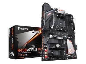 Gigabyte B450 AORUS PRO & Free 256GB SSD - AMD AM4 B450 ATX Motherboard £109.98 @ Novatech