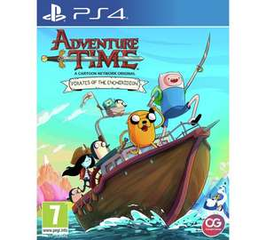 Adventure Time Pirates of the Enchiridion PS4 £20.99 Was £29.99 @ Argos