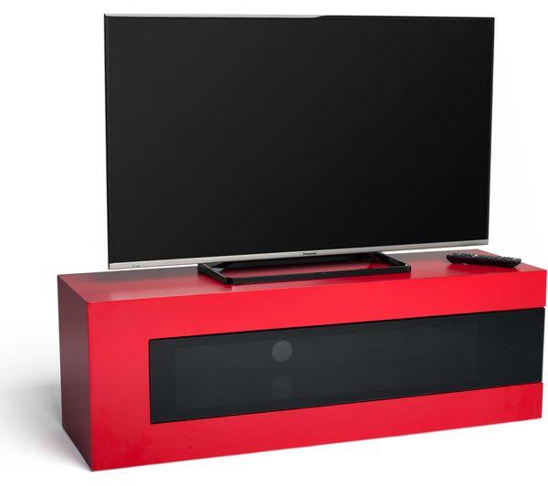 TECHLINK WR130SR TV Stand - Satin Red now £49.97 delivered @ Currys