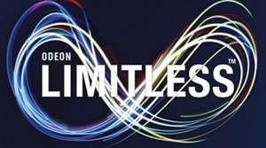 Odeon Limitless card for £153 for blue light card holders