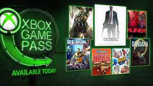 Coming to Xbox Game Pass August - Hitman Season 1 / Ryse Son of Rome & More