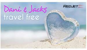 FREE travel on red funnel red jet to and from the Isle of Wight for Dani and Jacks and name variations of