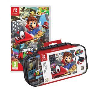 (Switch) Super Mario Odyssey & Case £39.99 / Zelda : BOTW & Case £44.99 /  Mario Kart & Racing Wheel & Case £44.99 / Crash Bandicoot N. Sane Trilogy £24.99 Delivered @ Monster-Shop