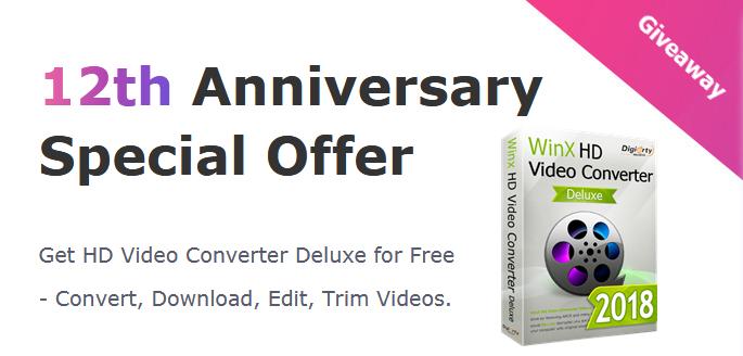 Winx HD Video Converter Deluxe (5.15) free
