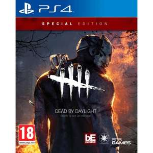 Dead by Daylight Special Edition PS4 Game £15.99 Delivered @ 365Games