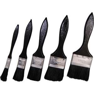 5 Piece Paint Brush Set - £1.10 @ Toolstation