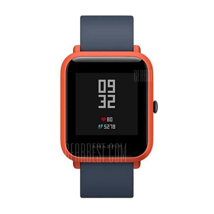 Xiaomi Huami Smart Watch - £54.11 @ Gearbest