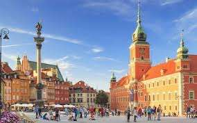 *Belfast departure* 3 nights in Warsaw for £68 (£136 total) including flights, central hotel and airport transfer @accorhotels