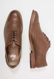 Feud London WINGCAP OXFORD - Smart lace-ups for £12 delivered @ Zalando