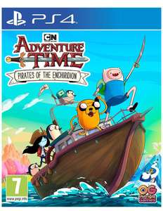 Adventure time - Pirates of the Enchiridion PS4 & XBOX ONE - £20.99 @ Amazon