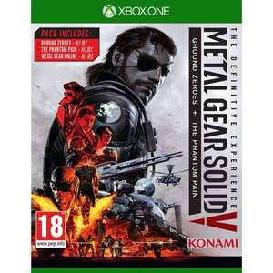 METAL GEAR SOLID V: THE DEFINITIVE EXPERIENCEINC ALL DLC. FREE DELIVERY £10.95 @ THE GAME COLLECTION