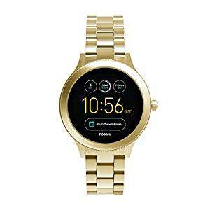 Fossil3Q Venture Unisex Smartwatch Gen.3 - Gold-Tone Stainless Steel Case and Bracelet £155 Sold by Amazon