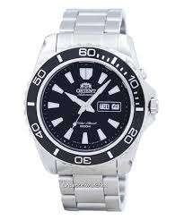 Orient Mako (Mako XL) Automatic 200m Diver CEM75001BR Men's Watch DOTD £91 @ Creation Watches