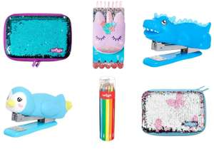 50% off back to school goodies when you spend £20+ / plus upto 50% off Sale at Smiggle